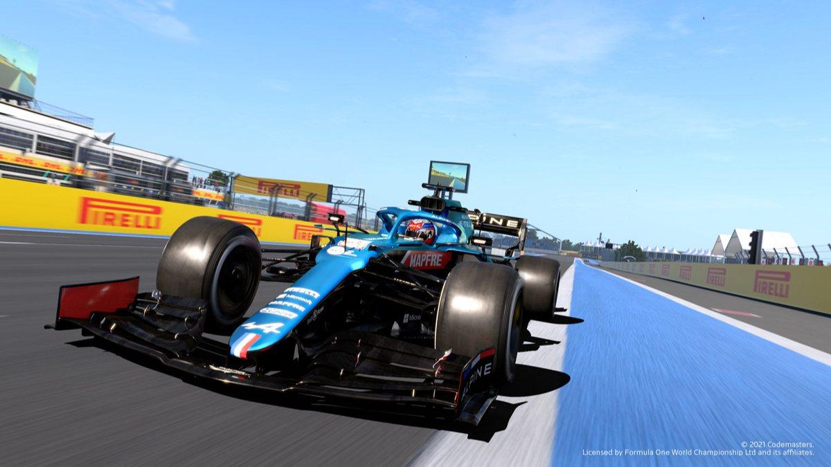 F1 2021, Steamde ön siparişe açıldı: İşte fiyatı