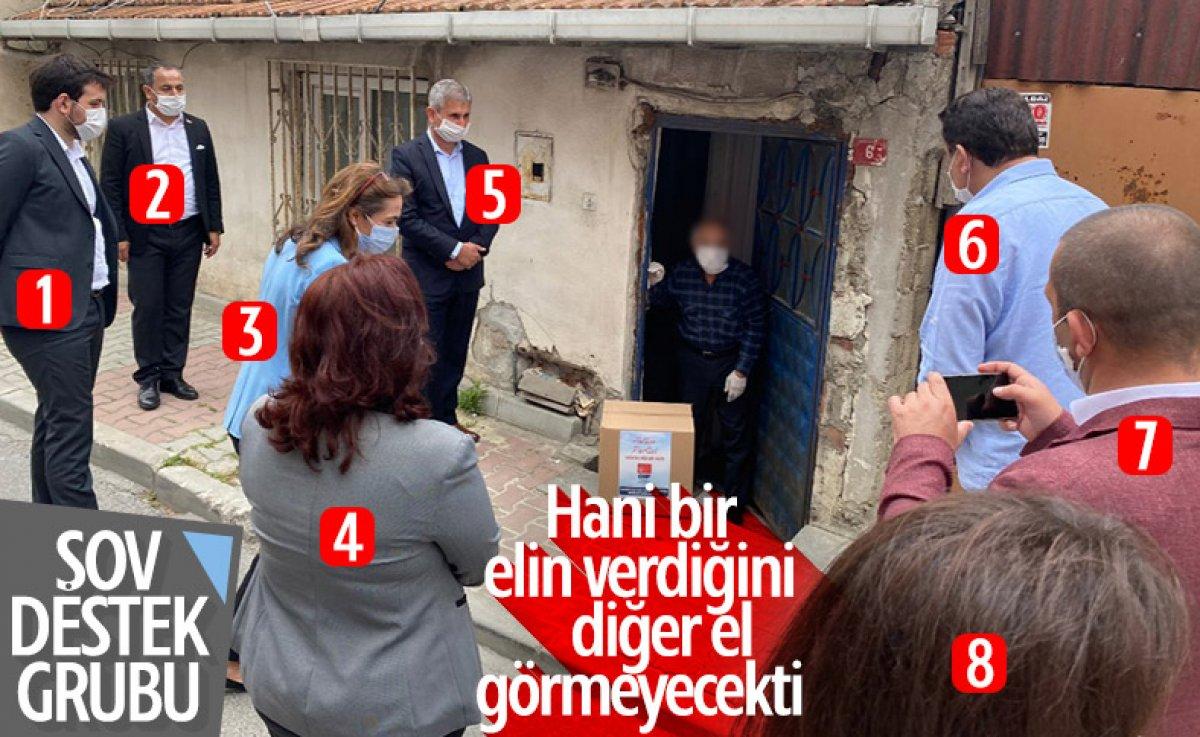 Lütfü Türkkan iktidarı eleştireyim derken CHP fotoğrafı paylaştı #2