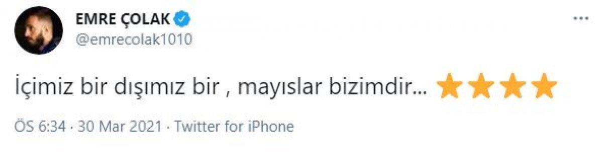 Emre Çolak, Fatih Karagümrük le yollarını ayırdığını açıkladı #1