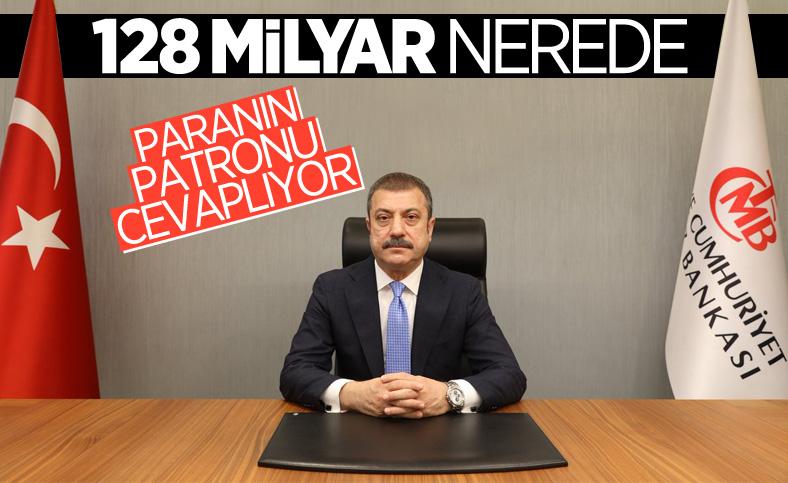 Şahap Kavcıoğlu'ndan 128 milyar dolar açıklaması
