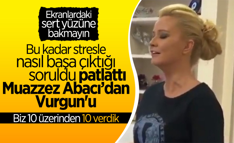 Müge Anlı'dan Türk Sanat Müziği performansı