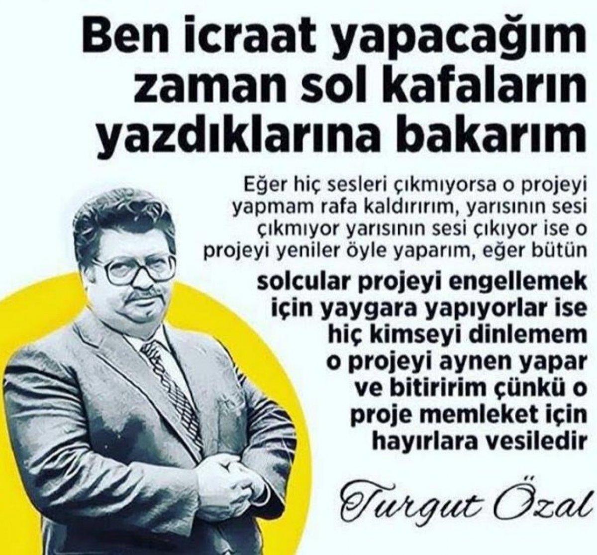 Turgut Özal ın ölümünün üzerinden 28 yıl geçti #4