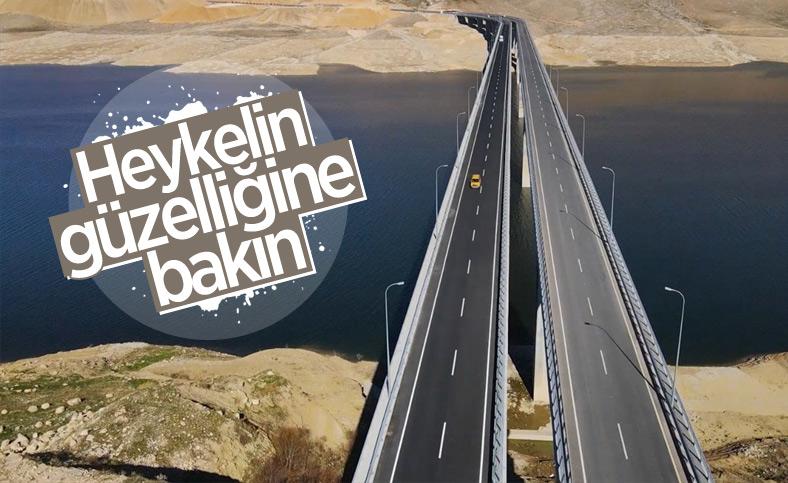 Hasankeyf-2 Köprüsü yarın açılacak