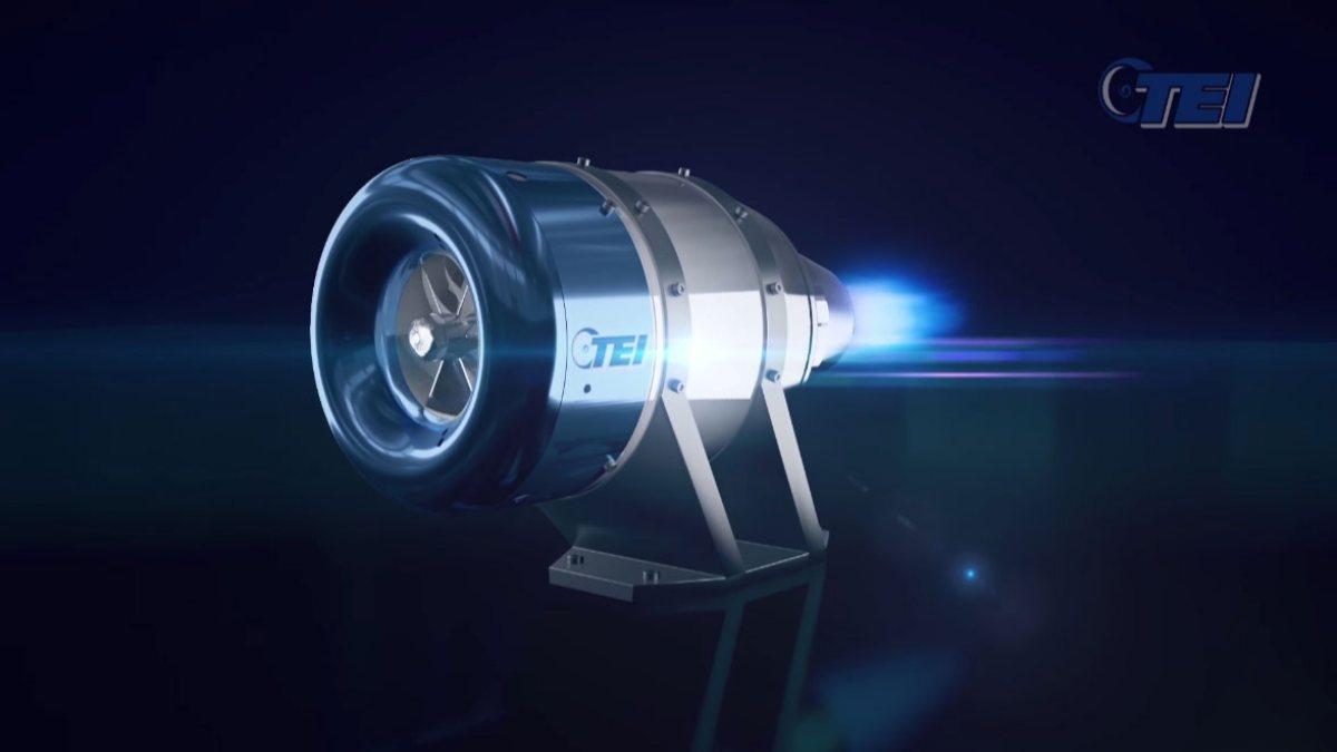 Türkiyenin ilk orta menzilli füze motoru TEI-TJ300, dünya rekoru kırdı