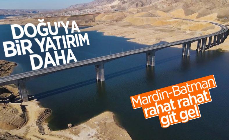 Batman'da Hasankeyf-2 Köprüsü için açılış heyecanı