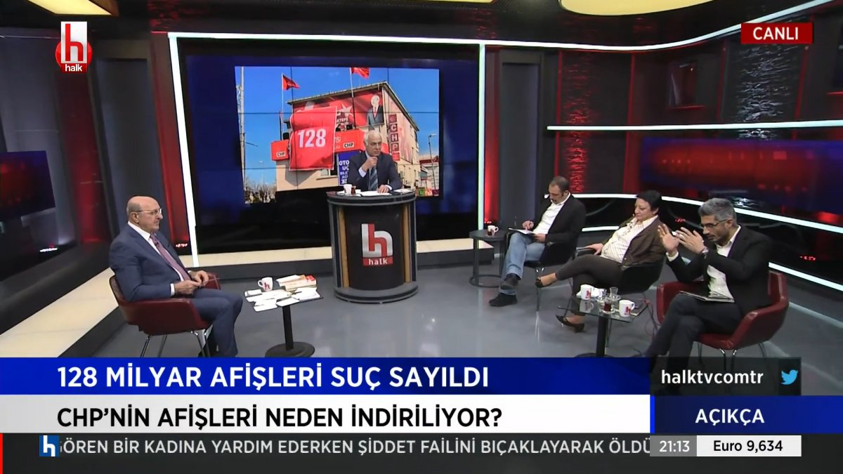 CHP li İlhan Kesici: 128 milyar dolar kaybolmaz #1