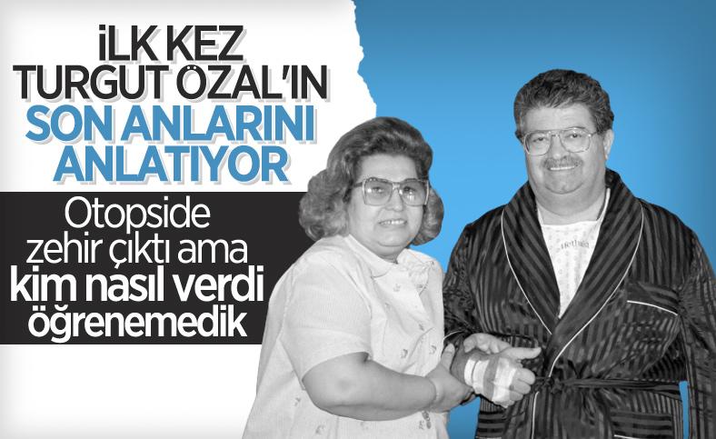 Semra Özal, eşi Turgut Özal'ı anlattı