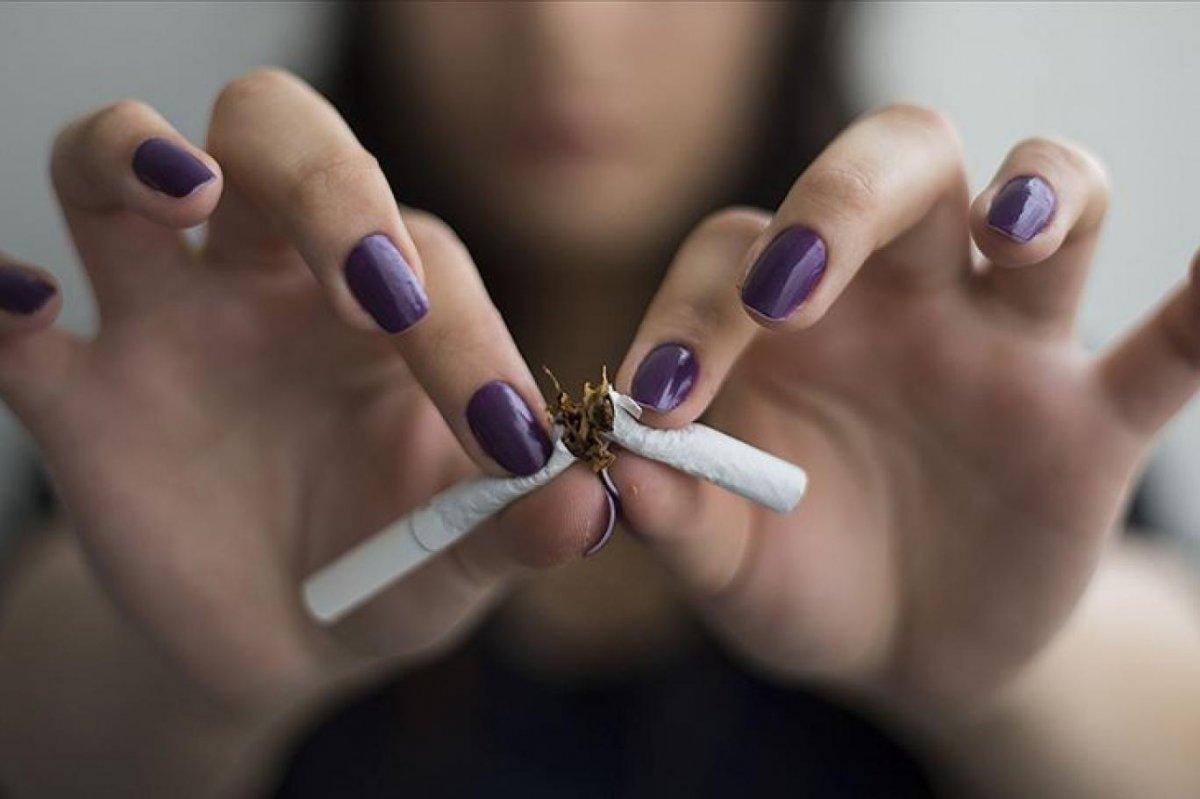 Sağlık Bakanlığı: İftar sonrası sigarada beyin kanaması riski var #2