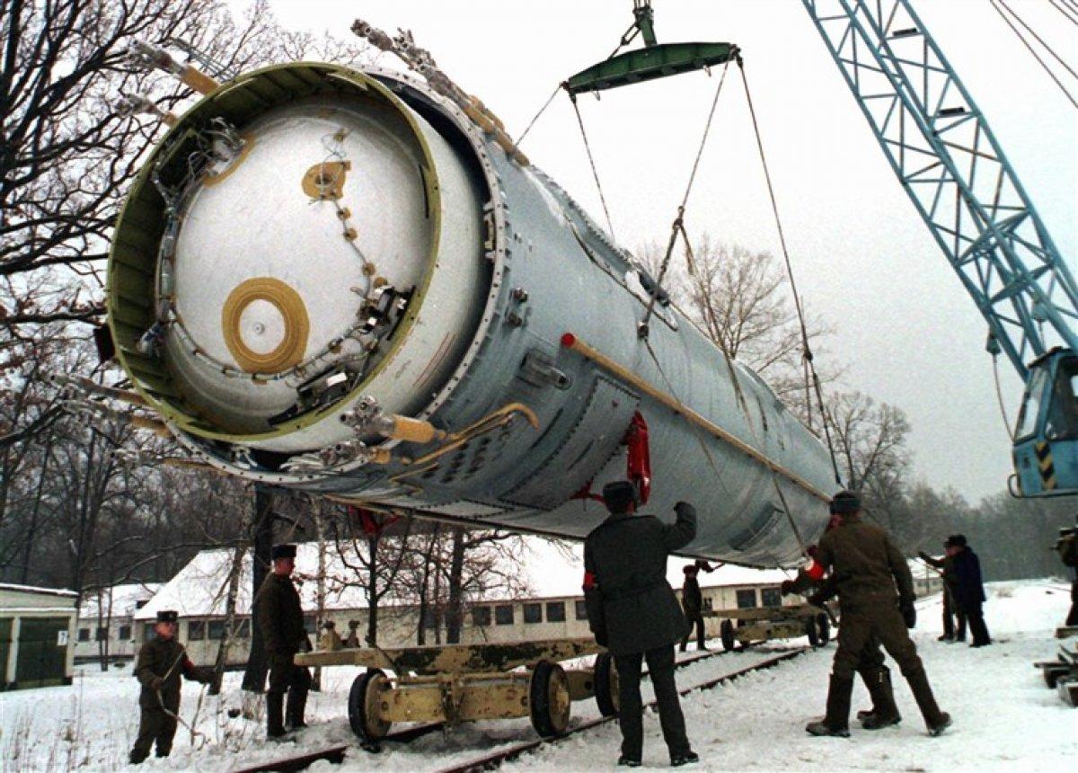 Ukrayna dan NATO ve Avrupa Birliği ne nükleer silah uyarısı #2