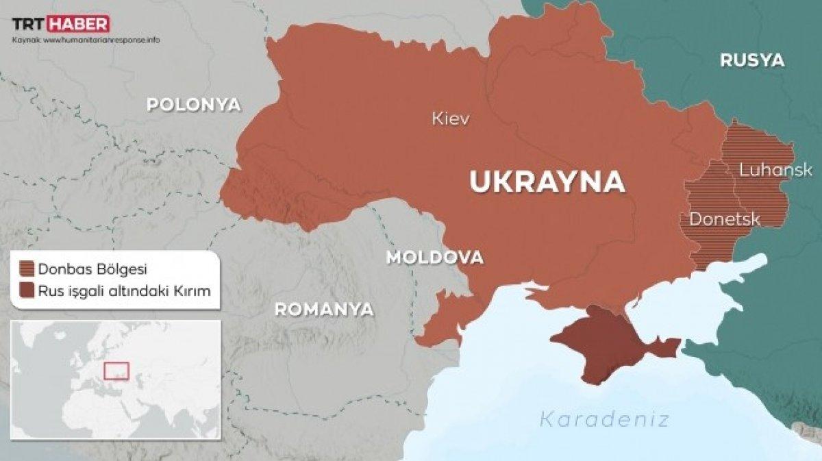 Ukrayna dan NATO ve Avrupa Birliği ne nükleer silah uyarısı #5