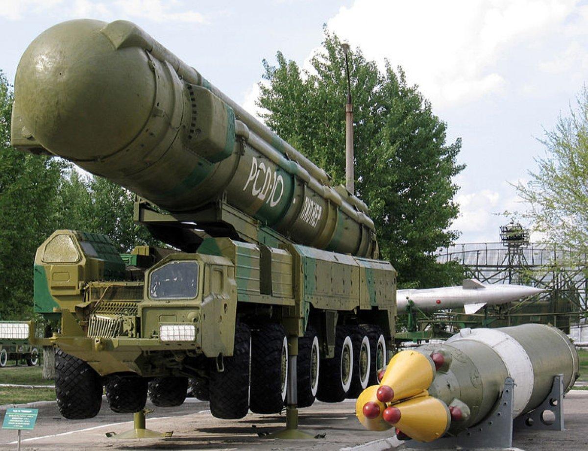 Ukrayna dan NATO ve Avrupa Birliği ne nükleer silah uyarısı #1