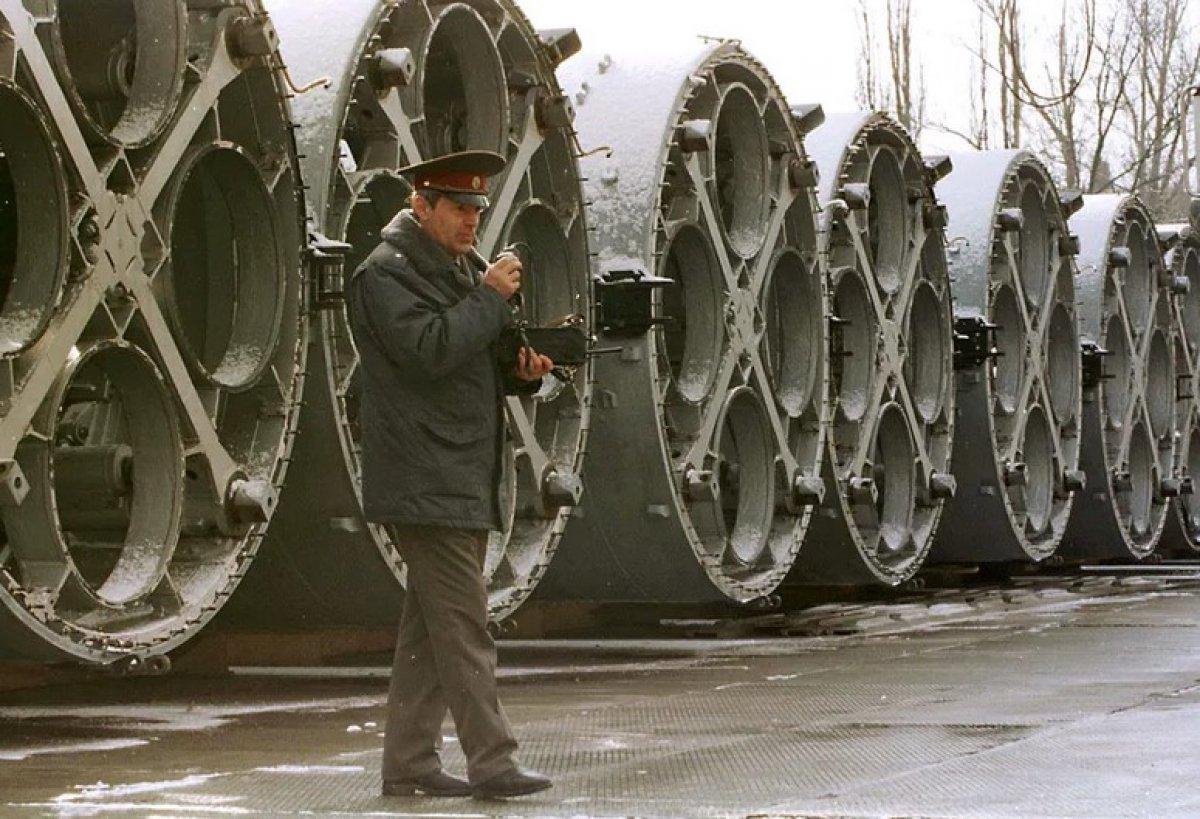 Ukrayna dan NATO ve Avrupa Birliği ne nükleer silah uyarısı #3