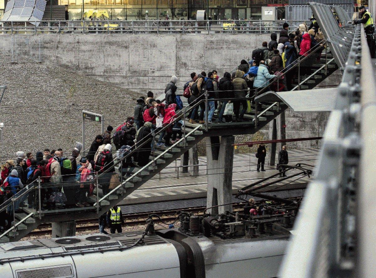 Danimarka dan ülkede yaşayan Suriyelilere: Ülkenize artık dönebilirsiniz #1