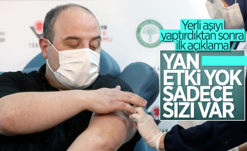 Mustafa Varank, yerli aşıyla ilgili soruları yanıtladı