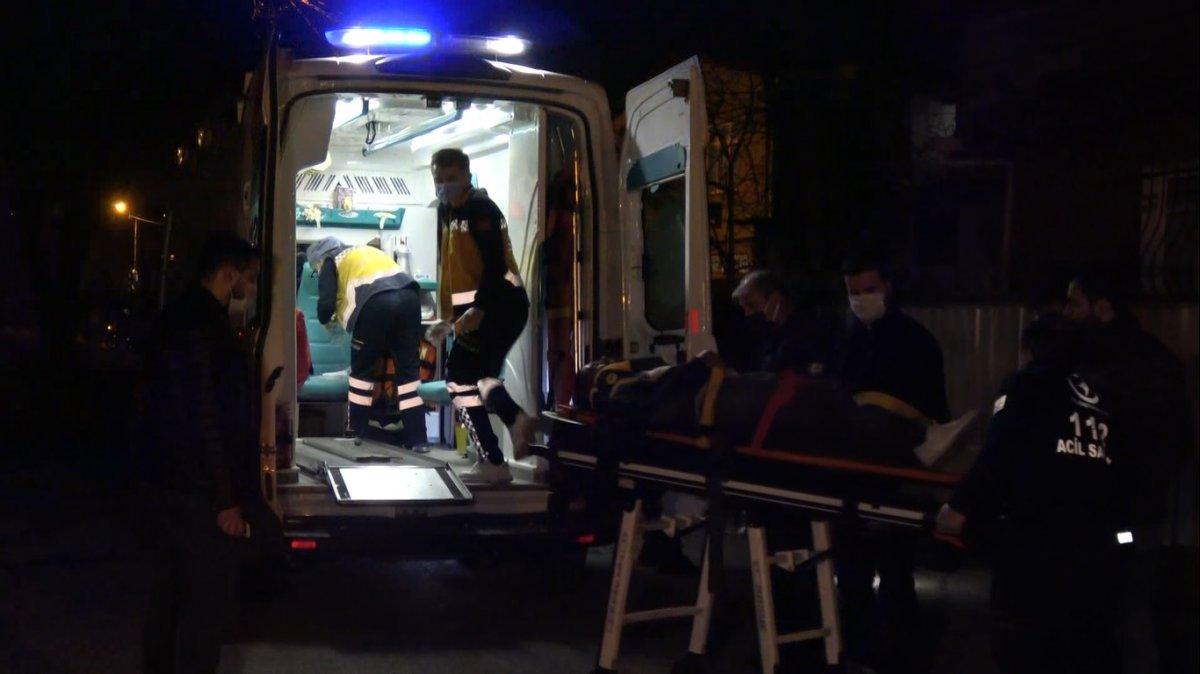 Arnavutköy de iki grup arasında kavga: 1 ağır yaralı #4