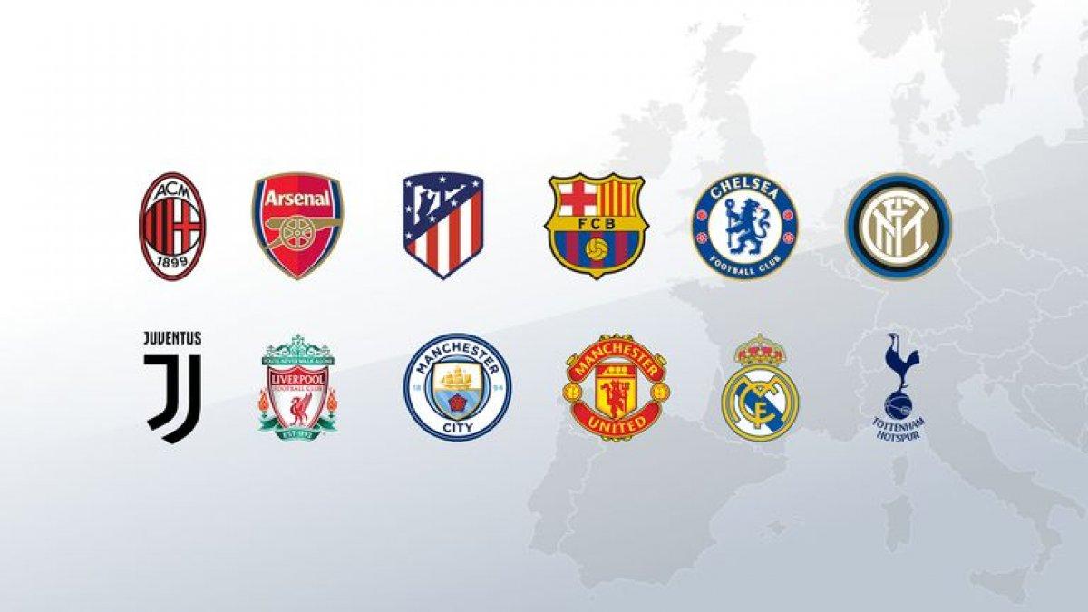 Şampiyonlar Ligi nde yarı final oynayacak Avrupa Süper Ligi kurucularının kaderi belli oluyor #1