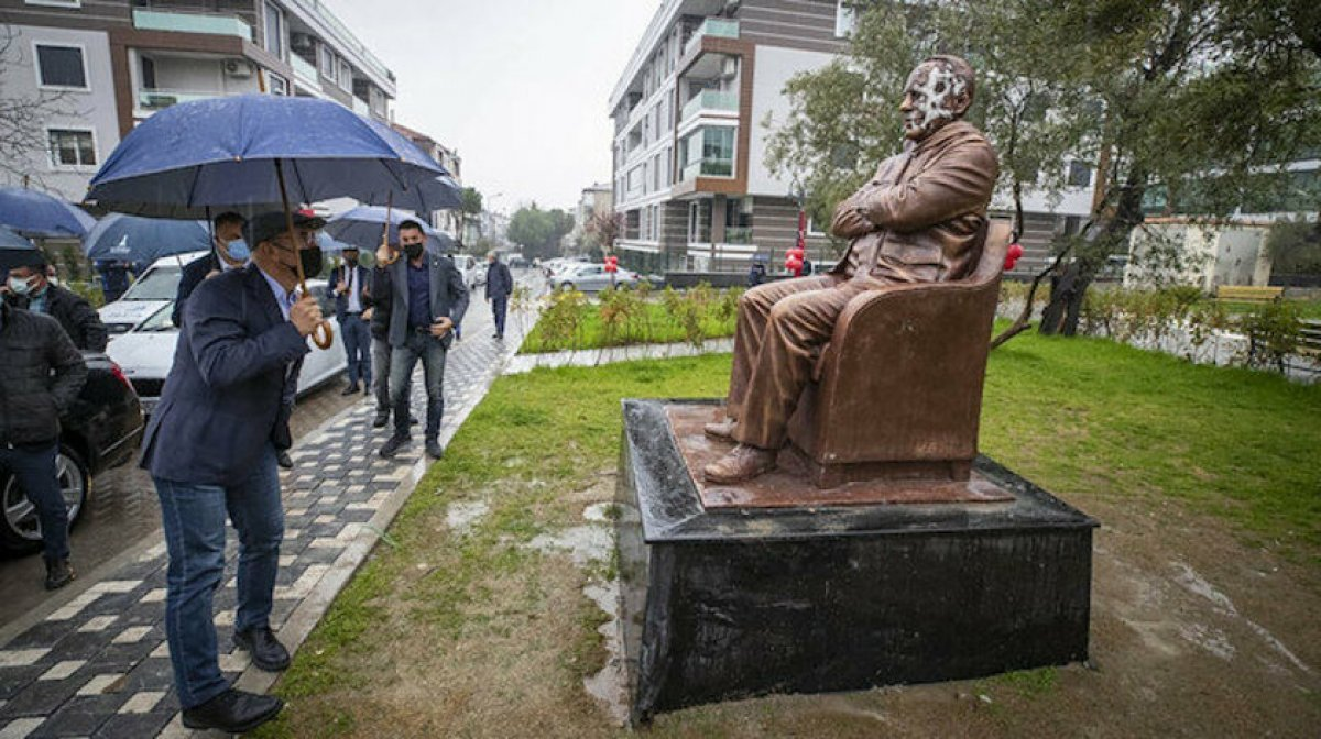 İzmir Büyükşehir Belediyesi nin heykel sayım ihalesi sonuçlandı #4