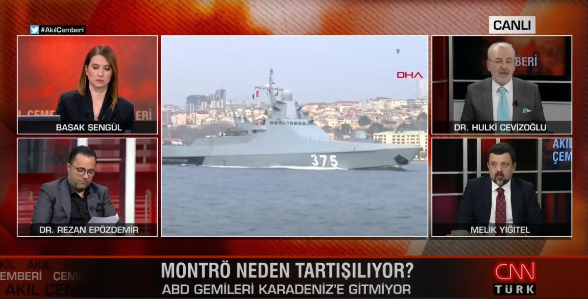 Hulki Cevizoğlu: Kanal İstanbul a evet diyen bir Atatürkçüyüm #1