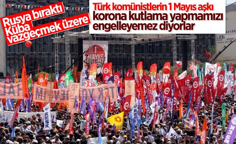 Komünistlerden 1 Mayıs açıklaması: Engellenemez
