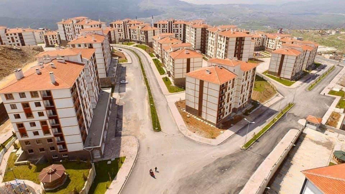 Terör mağduru Şırnaklılar yeni evlerine kavuştu #3