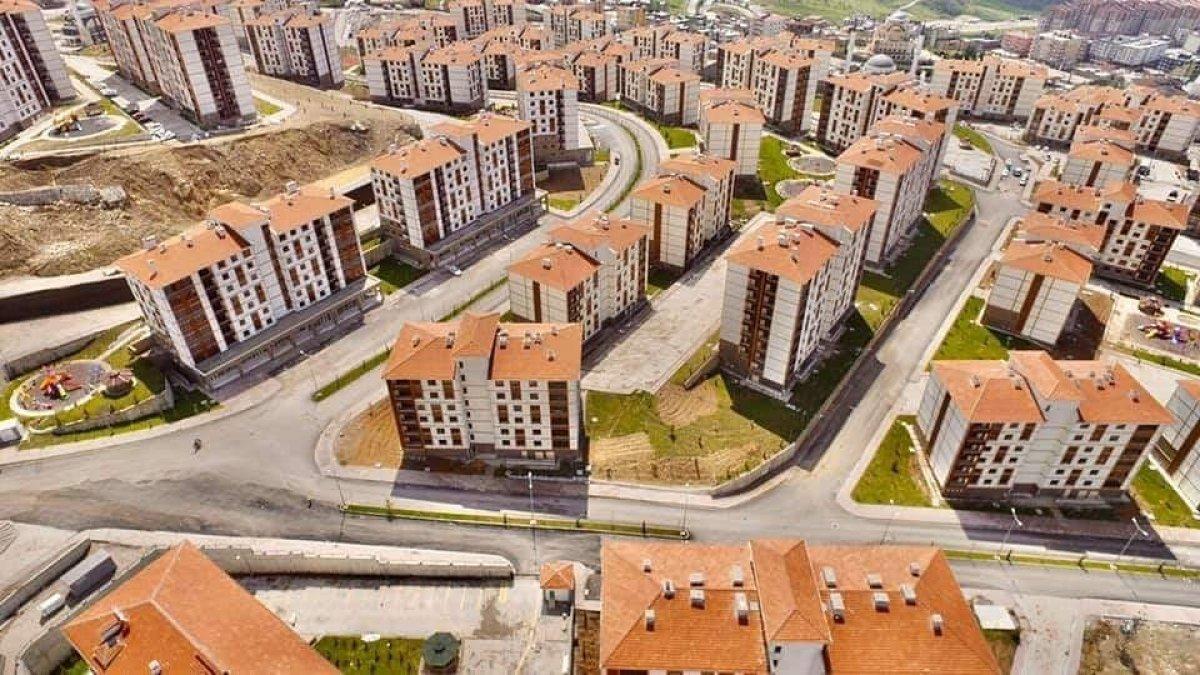 Terör mağduru Şırnaklılar yeni evlerine kavuştu #2