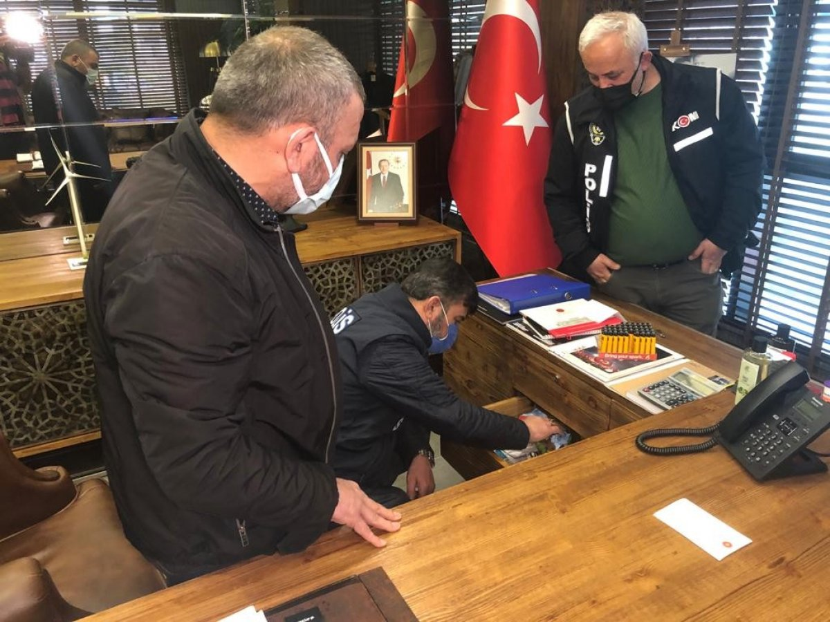 Ankara da aralarında avukat ve memurların da bulunduğu suç örgütüne operasyon #4