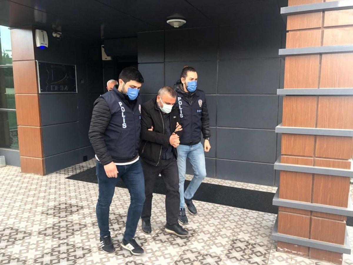 Ankara da aralarında avukat ve memurların da bulunduğu suç örgütüne operasyon #9