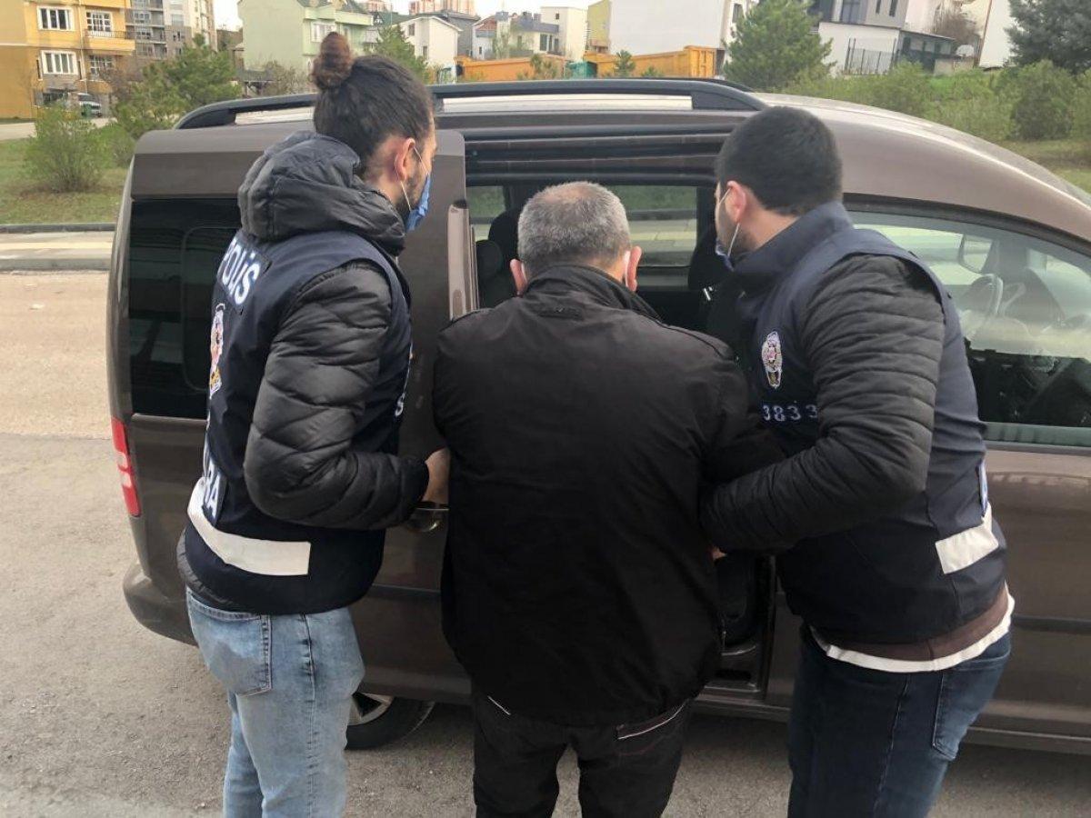 Ankara da aralarında avukat ve memurların da bulunduğu suç örgütüne operasyon #1