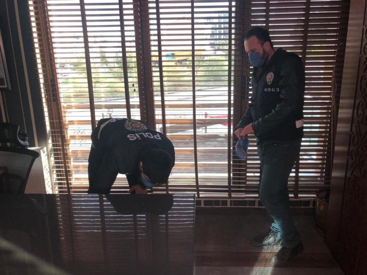 Ankara da aralarında avukat ve memurların da bulunduğu suç örgütüne operasyon #6