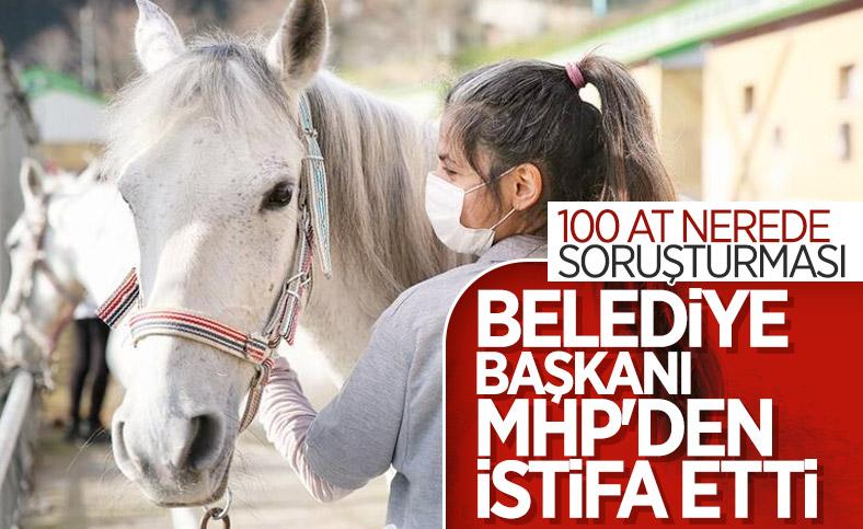 MHP: İBB'den alınan atlara yönelik soruşturulan Fadıl Keskin'in istifası işlemde