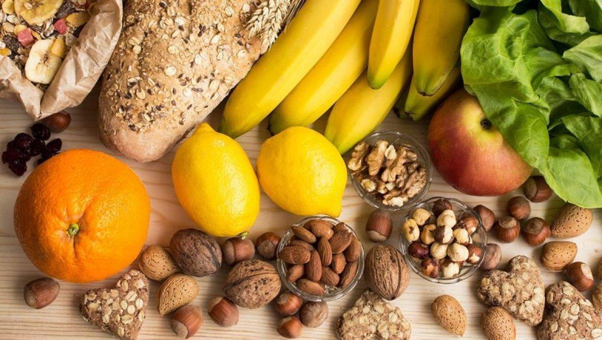 İftar ve sahurda lif oranı yüksek besinleri tercih edin #2