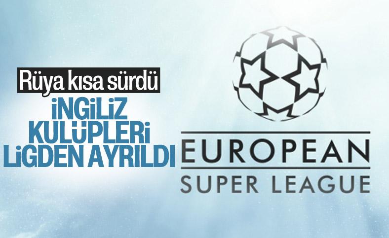 Avrupa Süper Ligi çatırdadı