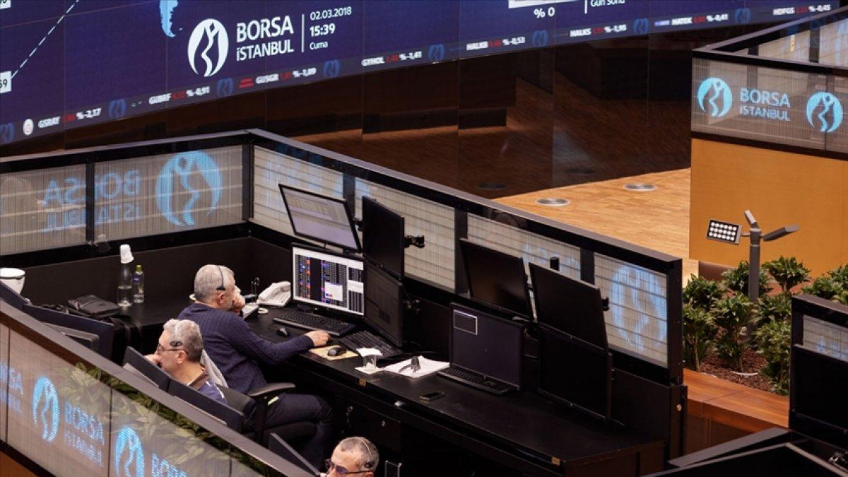 Borsa İstanbul güne düşüşle başladı #1