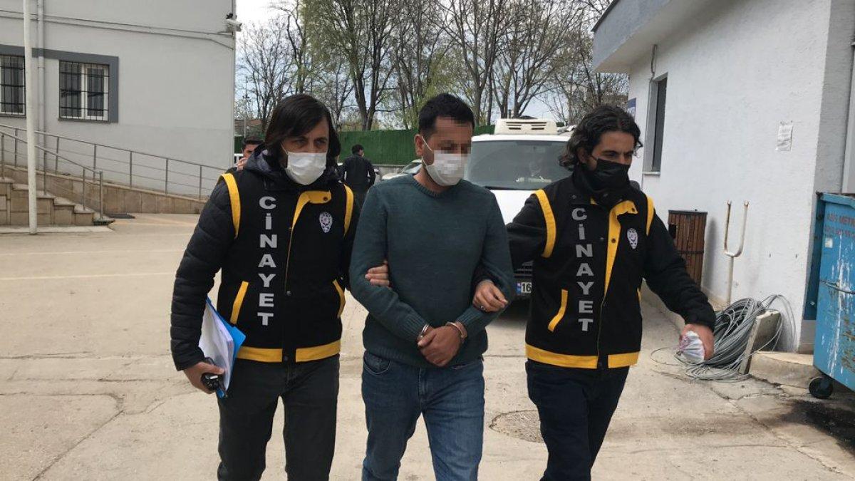 Bursa'da eşini öldüren koca tutuklandı #7