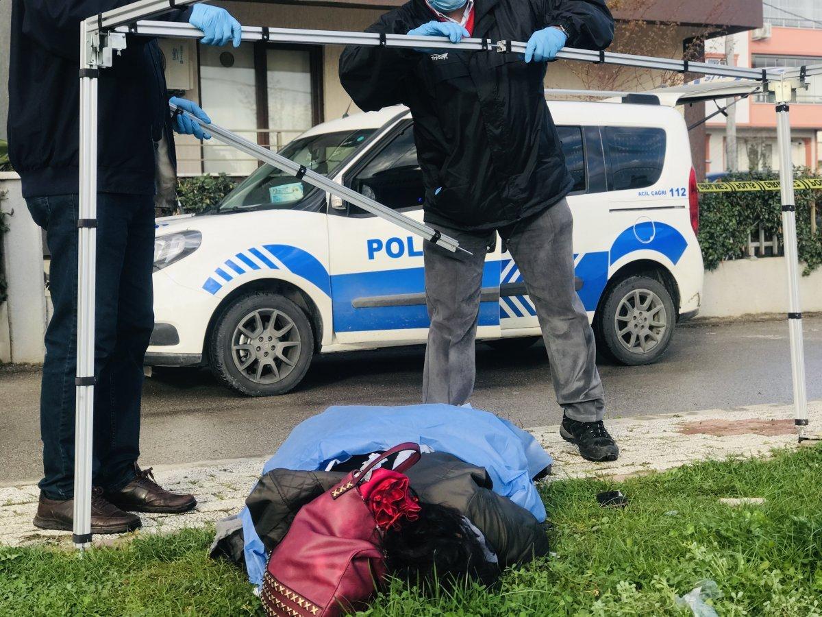 Bursa'da eşini öldüren koca tutuklandı #2