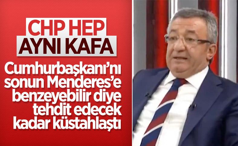 Engin Altay: Umarım Erdoğan'ın da sonu Menderes'e benzemesin