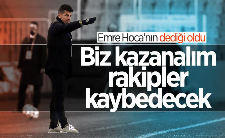 Fenerbahçe zirveye çok yakın