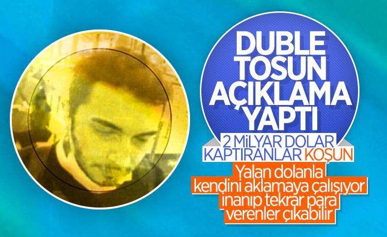 THODEX kurucusu Faruk Fatih Özer'den açıklama