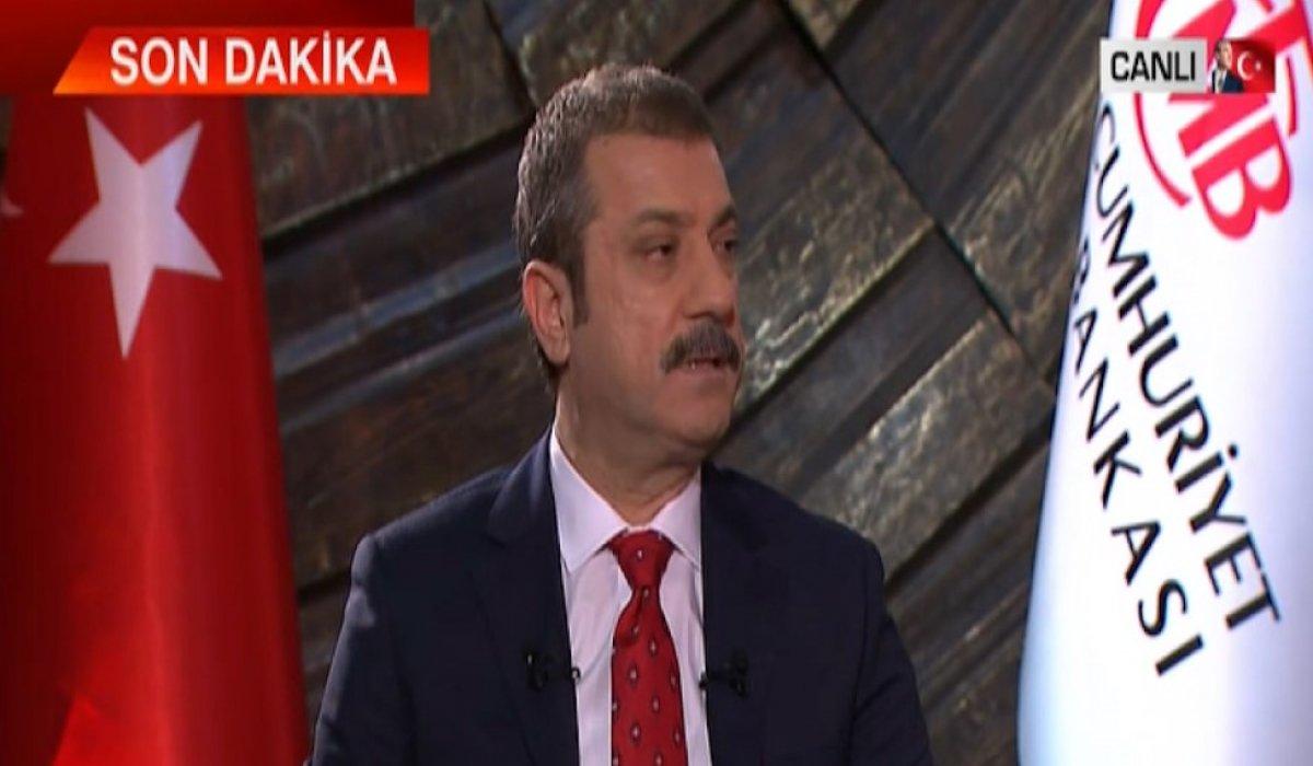 Şahap Kavcıoğlu ndan gündeme dair açıklamalar #1