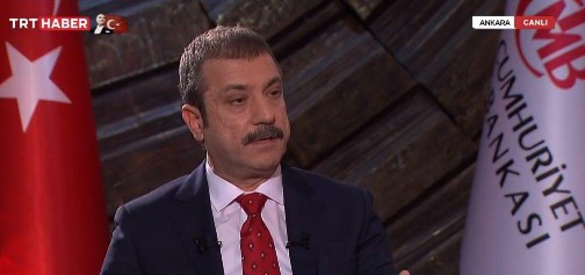 Şahap Kavcıoğlu: 90 milyar dolar rezervimiz var #1