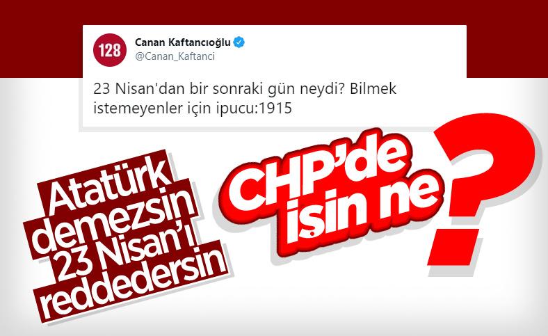 Canan Kaftancıoğlu'nun sözde 1915 olaylarına verdiği destek