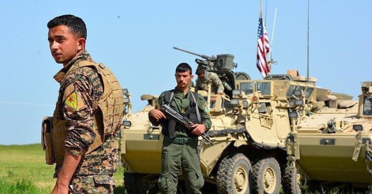 Pentagon: Esad a karşı, YPG nin elindeki petrol alanlarını koruyacağız #1