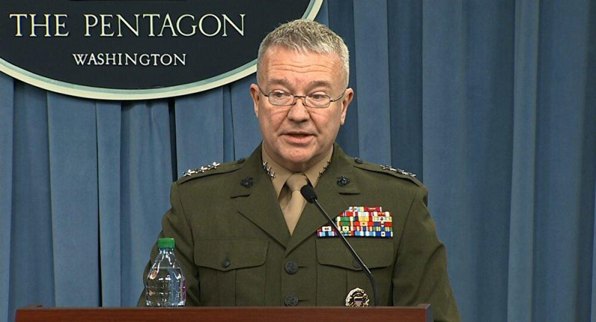Pentagon: Esad a karşı, YPG nin elindeki petrol alanlarını koruyacağız #2