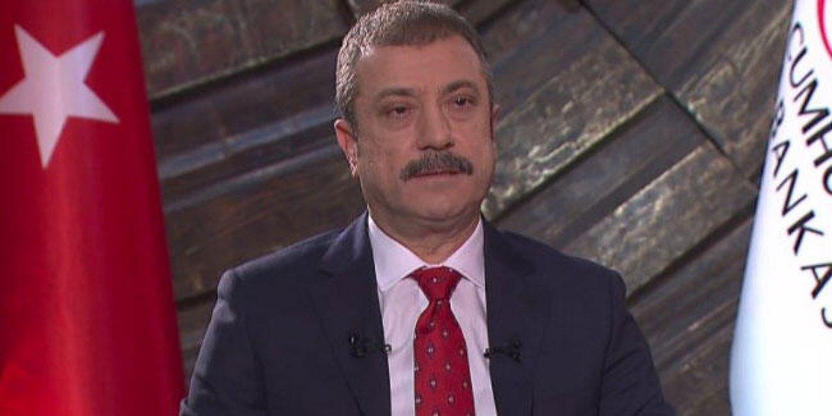 Şahap Kavcıoğlu nun kripto para açıklaması #1