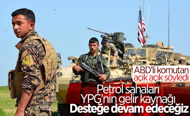 Pentagon: Esad'a karşı, YPG'nin elindeki petrol alanlarını koruyacağız