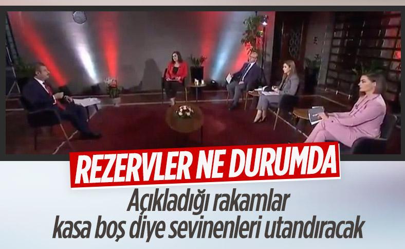 Şahap Kavcıoğlu: 90 milyar dolar rezervimiz var