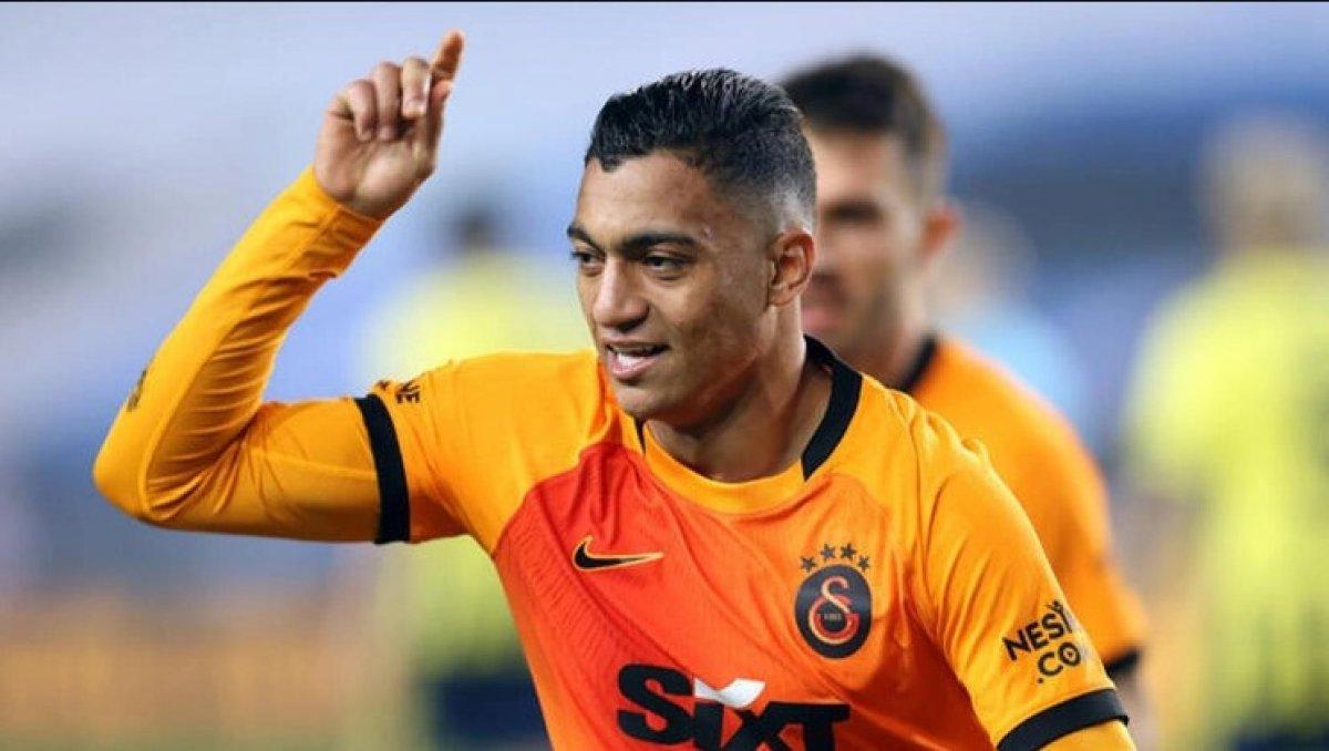 Galatasaray'da Mostafa Mohamed Antalyaspor maçına yetişecek