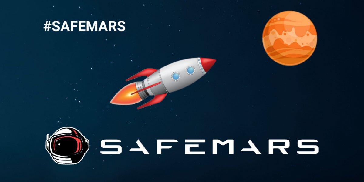SafeMars Coin nedir? SafeMars Coin (MARS) hakkında merak edilenler.. #1