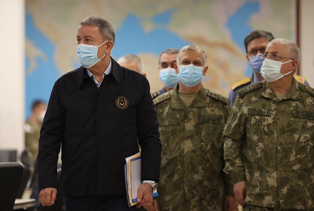 Cumhurbaşkanı Erdoğan: Amaç, güney sınırındaki terör varlığını ortadan kaldırmak #3