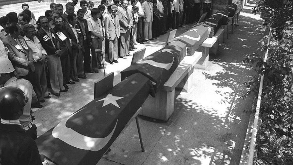 Dışişleri Bakanlığı: Ermeni terörünün şehit ettiği arkadaşlarımızı unutmayacağız #3